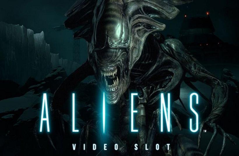 Aliens videoslot av NetEnt