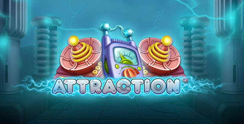 Attraction videoslot av NetEnt