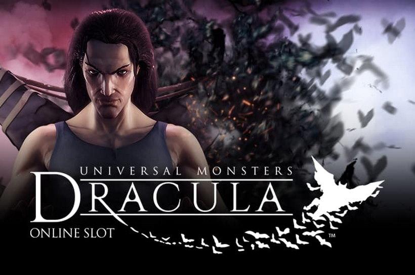 Dracula videoslot av NetEnt