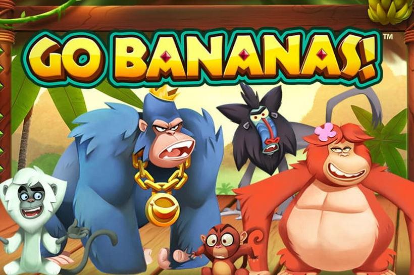 Go Bananas Videoslot