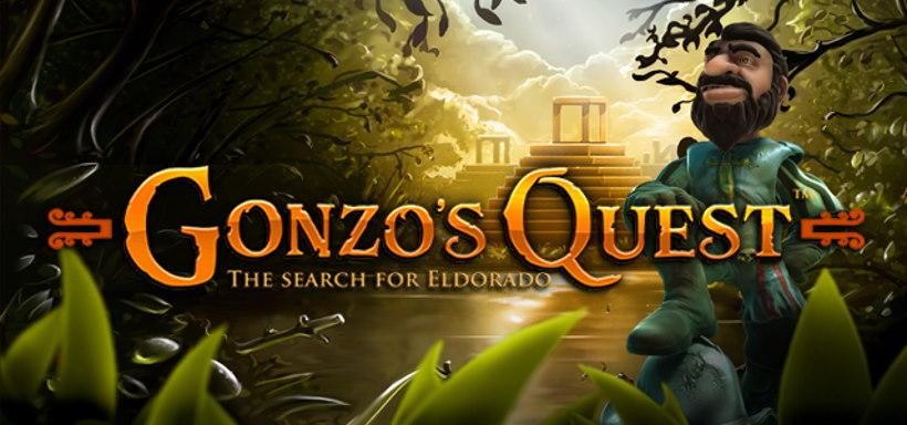 Gonzo's Quest av NetEnt
