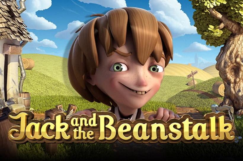 Jack and the Beanstalk slot av NetEnt