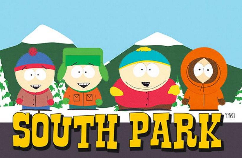 South Park slot NetEnt