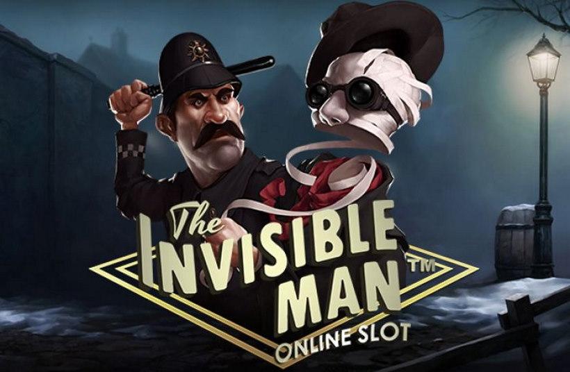 The Invisible Man slot av NetEnt